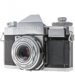Zeiss Ikon Contaflex II0