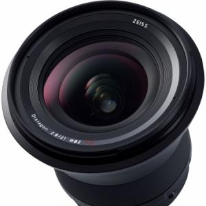 Zeiss Milvus 21mm f/2.8 ZE - pentru Canon2