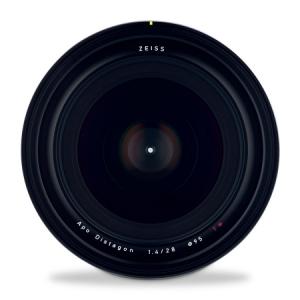 Zeiss Otus 28mm f/1.4 Apo Distagon T* ZE - montura Canon4