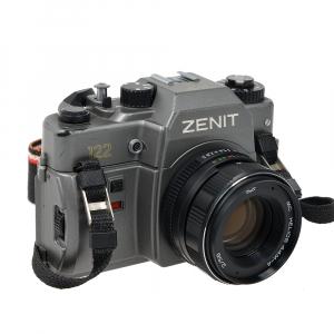 Zenit 122 + obiectiv Helios 44M-4 58mm f/2 (S.H.)1