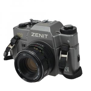 Zenit 122 + obiectiv Helios 44M-4 58mm f/2 (S.H.)5