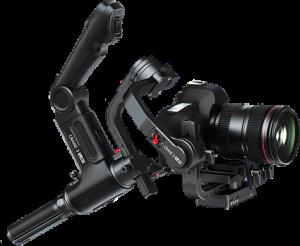 Zhiyun-Tech CRANE 3 LAB -  Professional stabilizer gimbal -stabilizare pe 3 axe pentru DSLR + Servo Follow Focus4