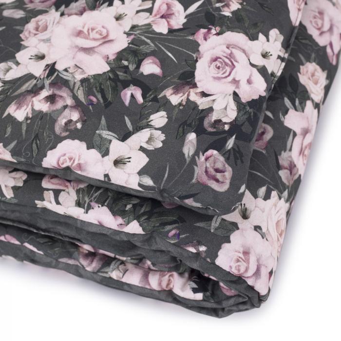 Set Paturica si Perna - Night Flowers MKZce46 [1]