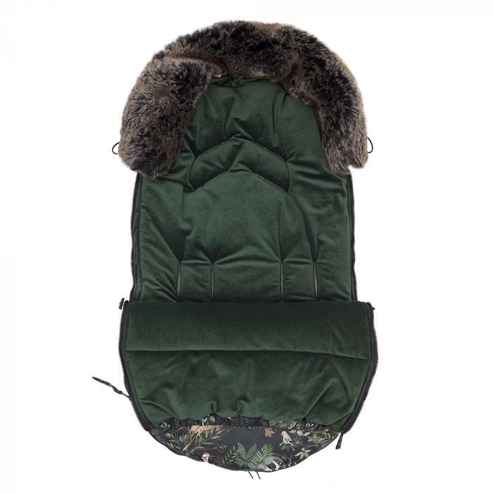 Sac  De Iarna Pentru Carucior (Impermeabil) Bluberry MKZ312 [11]