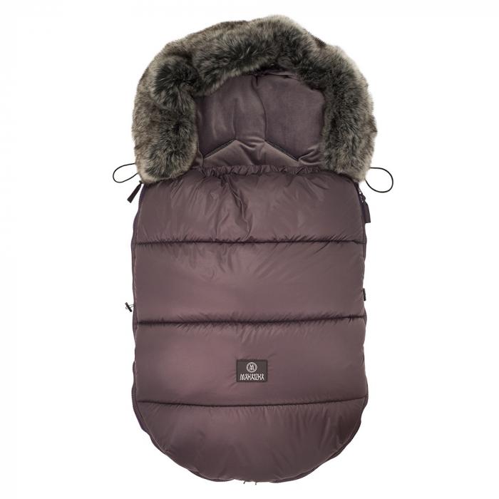 Sac  De Iarna Pentru Carucior (Impermeabil) Bluberry MKZ312 [0]