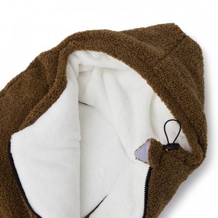Sac De Dormit Alpaca - Ivory MKZa113 [2]