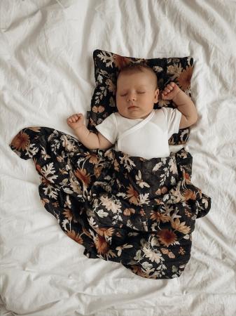 Muselina bebelusi din Bambus Aloha MKZa16a [4]
