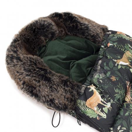 Sac  De Iarna Pentru Carucior (Impermeabil) Woodland MKZ36 [7]