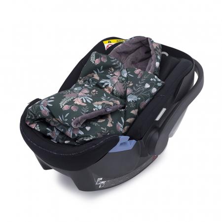 Paturica Bebelusi Pentru Scaun Auto Secret Garden MKZ440 [0]
