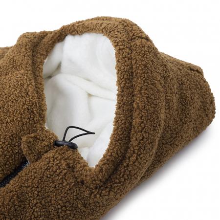 Sac De Dormit Alpaca - Dusty Pink MKZa112 [1]