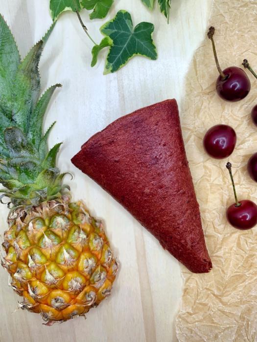 Clătite din Ananas & Vișine 0