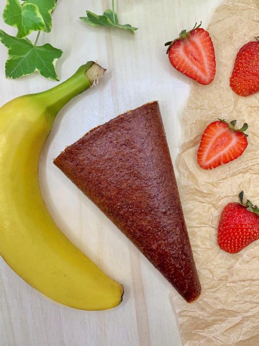 Clătite din Căpșuni & Banane 0