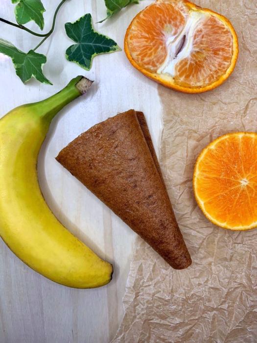 Clătite din Mandarine & Banane 0