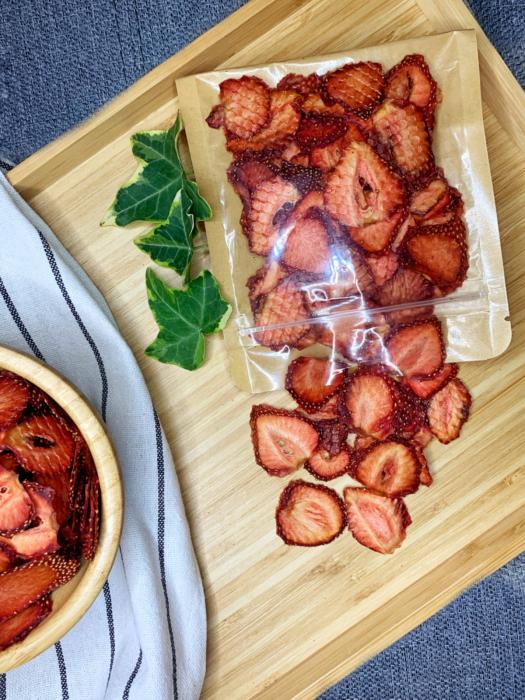 Căpșune deshidratate [0]