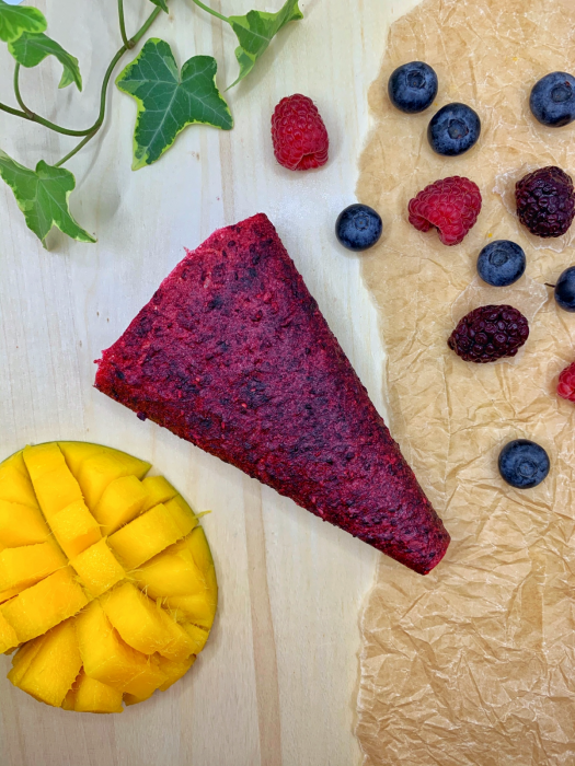 Clătite din Mango & Fructe de pădure [0]