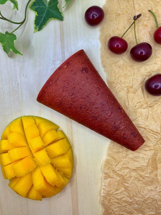 Clătite din Mango & Vișine 0