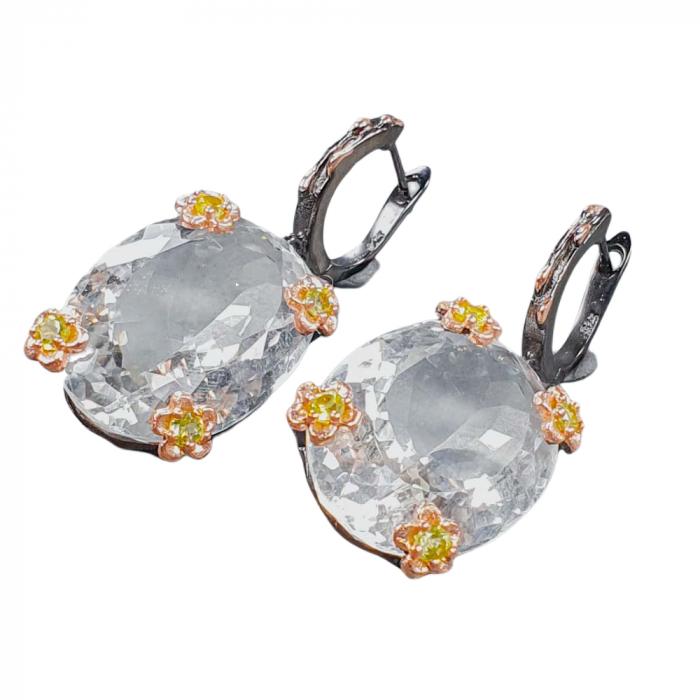 Cercei argint cuart [1]