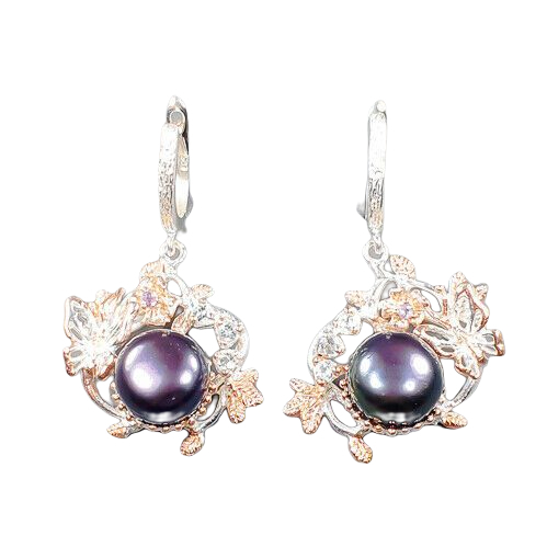 Cercei argint perla [0]