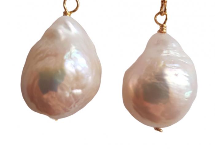 Cercei perle Kasumi [1]