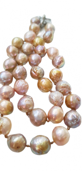 Colier perle naturale Kasumi - hyriopsis cumingii/ hyriopsis schlegelii [2]