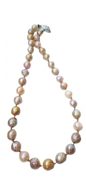 Colier perle naturale Kasumi - hyriopsis cumingii/ hyriopsis schlegelii [0]
