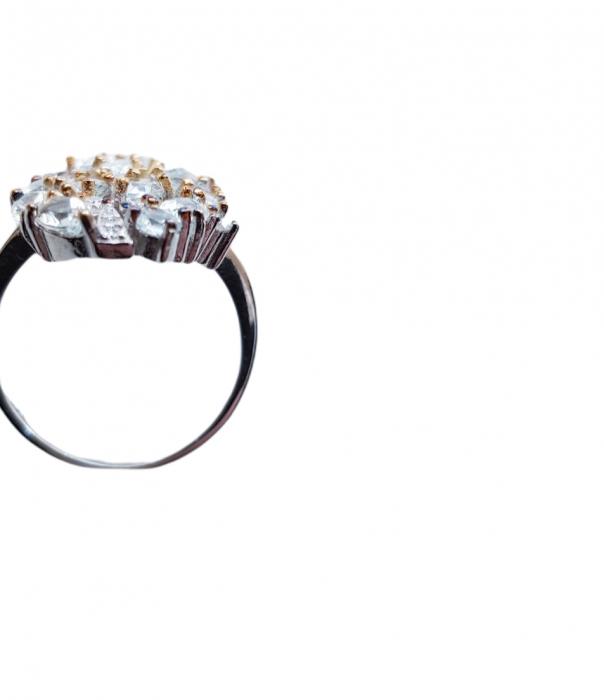 Inel argint acvamarin [1]