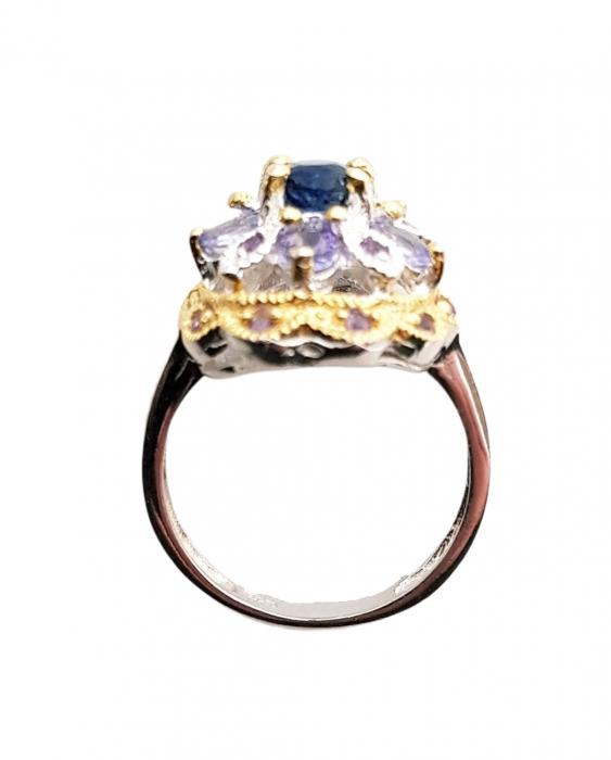 Inel argint kyanite [1]