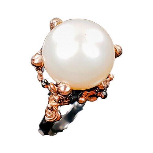 Inel argint perla [0]