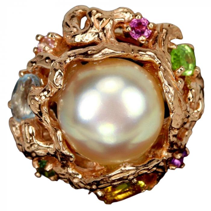 Inel argint perla naturala [1]