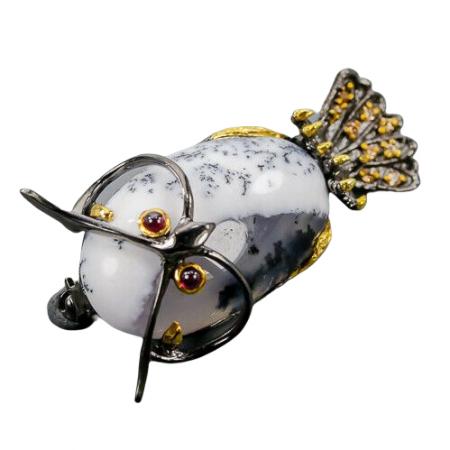 Brosa opal dendritic [1]