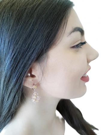 Set argint opal natural [2]