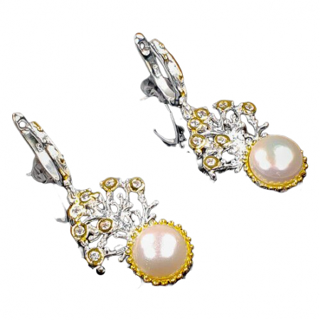 Cercei argint perla [1]