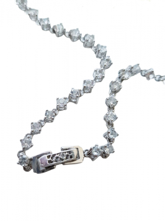 Colier Argint cu pietre naturale peridot [3]
