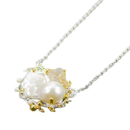 Colier perla baroca [1]