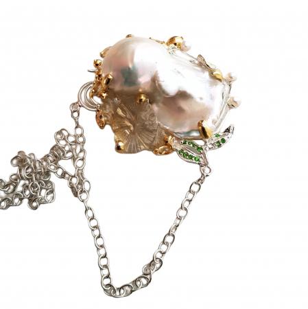 Colier perla baroca [2]