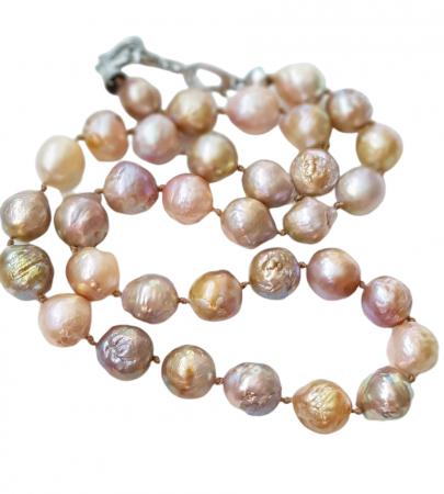 Colier perle naturale Kasumi - hyriopsis cumingii/ hyriopsis schlegelii [1]