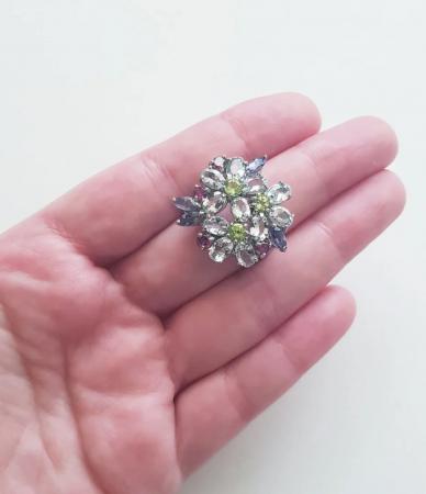 Inel argint acvamarin [2]