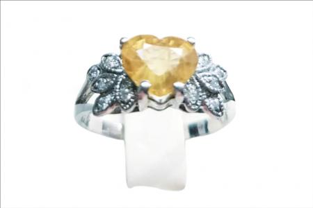 Inel argint cu safir [1]