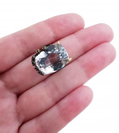 Inel argint cuart [2]