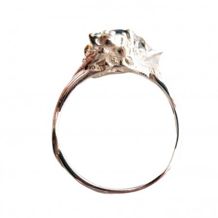 Inel argint iolit [1]