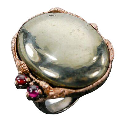 Inel argint pirita [0]