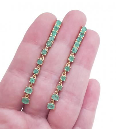 Set argint smarald [2]