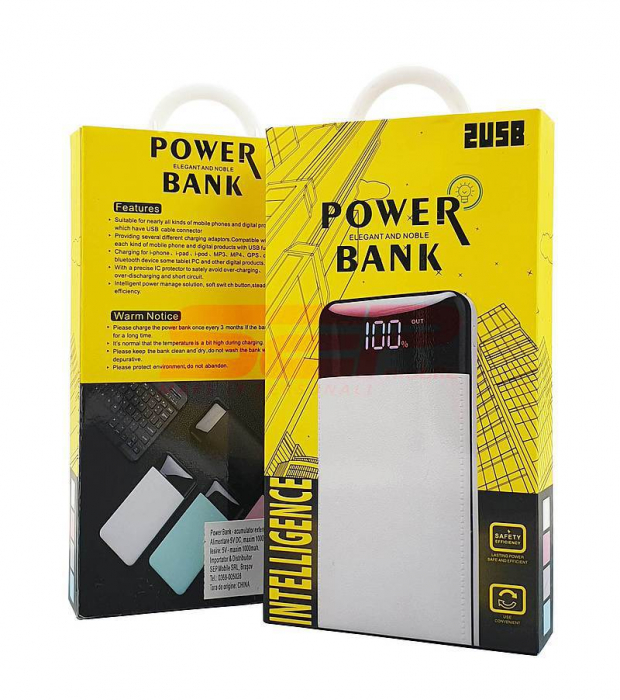 Acumulator universal extern Powerbank 9600mAh 0