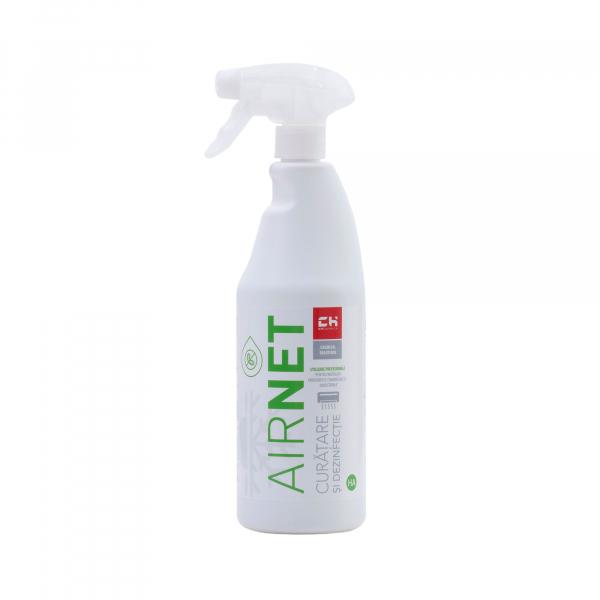 AirNet HA Solutie de curatare si igienizare pentru aer conditionat dezinfectant si bactericid - 750 ml 0
