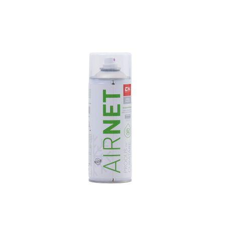 AirNet spray Solutie de curatare pentru circuitele de racire si de aer conditionat, pe baza de solventi (polialcooli), dezinfectanti si inhibitori de coroziune -  400 ml 0