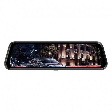 "CAMERA VIDEO AUTO TIP OGLINDA DUBLA, ANYTEK T12+, DISPLAY 9.66"" TOUCH SCREEN, NIGHT VISION, DASH CAM, DUAL LENS 0"