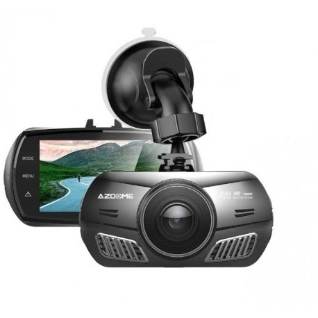 "CAMERA VIDEO AUTO AZDOME M11, DVR FULLHD 1080P, DISPLAY 3"" IPS, UNGHI 170°, SUPER NIGHT VISION 1"