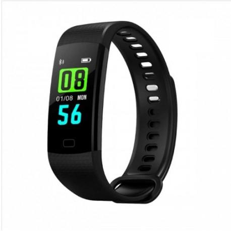 Bratara Smart Fitness Sport Y5 Negru Bluetooth 4.0 Waterproof Cu Monitorizare Somn, Cardiaca Si Pedometru 4