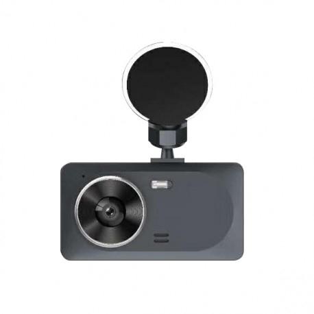 Camera Auto DVR RLDV-363 Techstar® FullHD 1080P 12 MPX DISPLAY IPS 3.2 INCH Lentila Dubla Interior/Exterior [0]