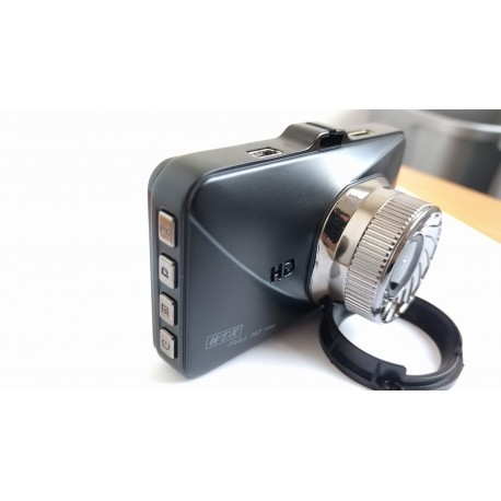 CAMERA VIDEO AUTO DASH CAM FULLHD 3MP CARCASA METALICA UNGHI 120 GRADE 1